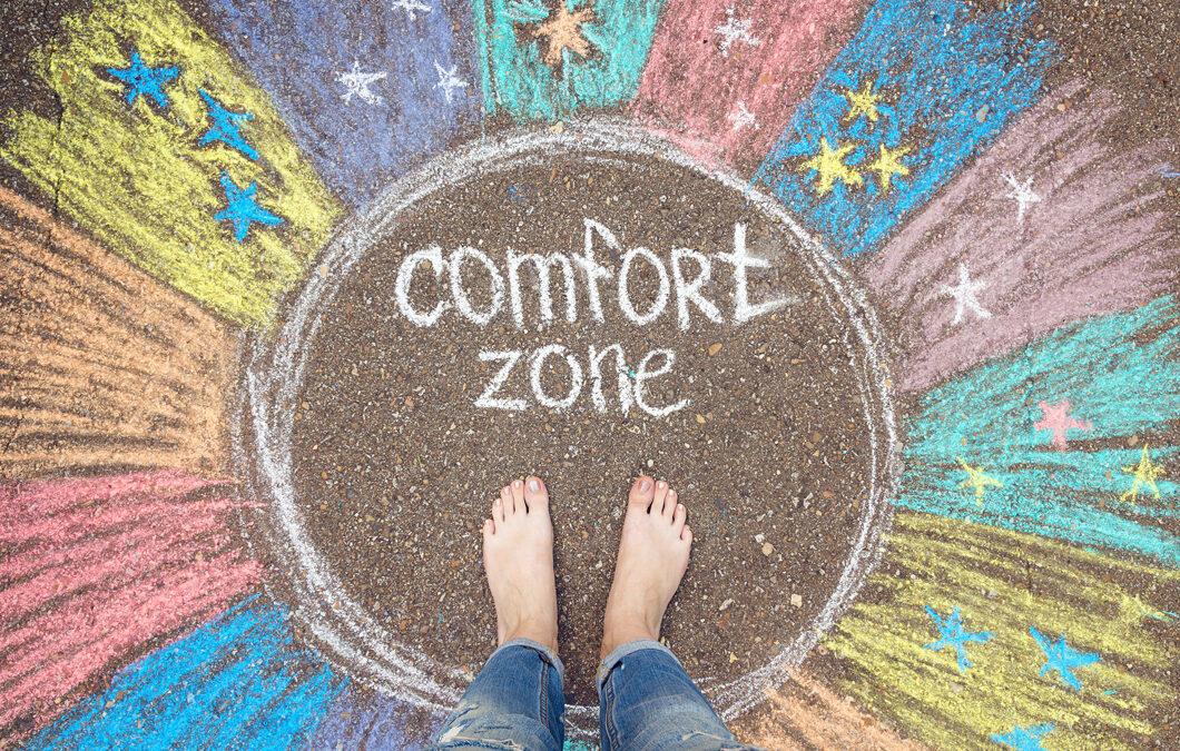 De ce trebuie să ieșiți în afara zonei de confort?